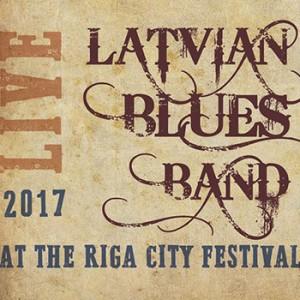 Live at the Riga city festival